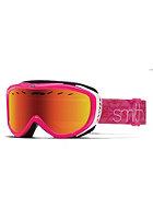 SMITH OPTICS Cadence Goggle Neon Arrowhead red sol-x mirror / 8s-yellow