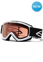 SMITH OPTICS Cascade Air Goggle White 13 rc36
