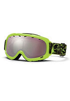 SMITH OPTICS Gambler OTG Jr. Acid Goggle ignitor mirror