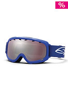 SMITH OPTICS Gambler OTG Jr. Blue Goggle ignitor mirror