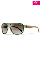 SMITH OPTICS Gibson Sunglasses dkgrn wood