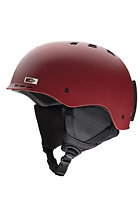 SMITH OPTICS Holt Helmet matte oxblood