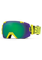 SMITH OPTICS I/OX Goggle Acid Block green sol-x mirror/red sensor mirror