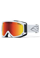 SMITH OPTICS Scope Pro Goggle White red sol-x mirror