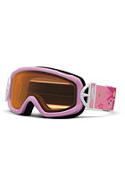 SMITH OPTICS Sidekick Jr. Pink Daisy Goggle gold
