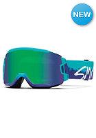 SMITH OPTICS Squad Goggle Purple Fade Kook green sol-x mirror/8s-yellow