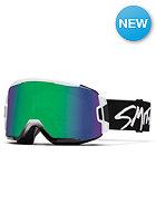 SMITH OPTICS Squad Goggle White gree sol-x mirror/8s-yellow