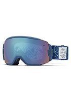 SMITH OPTICS Vice Goggle Adventure blue sensor mirror