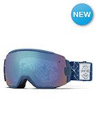 SMITH OPTICS Vice Goggle Adventure blue sensor mirror