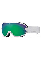 SMITH OPTICS Virtue sph Goggle White Prism green sol-x mirror