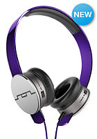 SOL REPUBLIC Tracks HD V10 OnEar Headphones purple