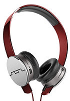 SOL REPUBLIC Tracks HD V10 OnEar Headphones red