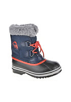 SOREL Kids Yoot Pac Nylon collegiate navy, sail red