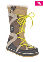 SOREL Womens Glacy Explorer saddle, raft