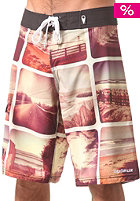 SO�RUZ 4W GR Pix Boardshort white