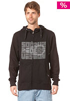 SORUZ Activ Hooded Zip Sweat black