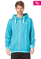 SORUZ Apparel Hooded Zip Sweat blue