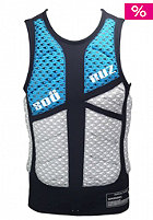 SO�RUZ Cable Wake Vest blue