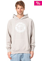 SO�RUZ Earth Hooded Sweat grey