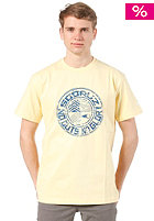 SO�RUZ Factor S/S T-Shirt yellow