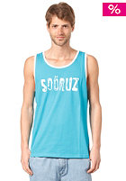 SORUZ Marcel Burt Tank Top blue