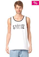 SO�RUZ Marcel Burt Tank Top white