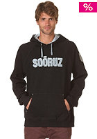 SO�RUZ Plymouth Hooded Sweat black