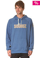 SO�RUZ Plymouth Hooded Sweat blue