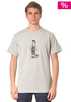 SO�RUZ Poilu S/S T-Shirt grey