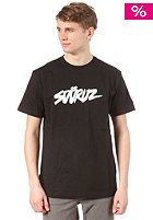 SORUZ Typo S/S T-Shirt black