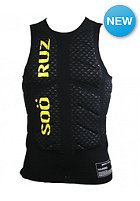 SO�RUZ Vamp Zip Wakevest black