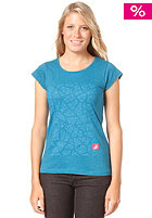 SO�RUZ Womens Arid S/S T-Shirt blue