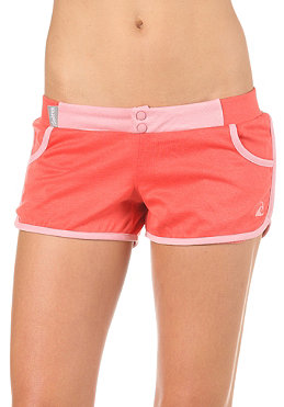 SO�RUZ Womens Cara Mini Boardshort red
