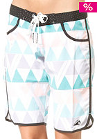 SO�RUZ Womens Peas Middle Boardshort pink
