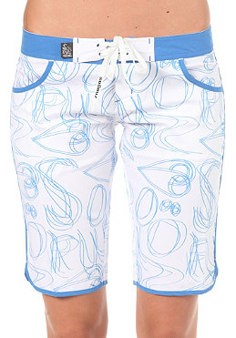 SORUZ Womens Tango Long Boardshort blue