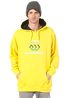 SPECIAL BLEND Binger Hooded Zip Sweat hello yellow
