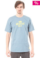 SPECIAL BLEND Cerveza S/S T-Shirt blue steel
