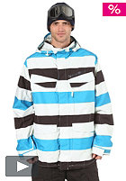 SPECIAL BLEND Circa Jacket 2012 south beach big stripe