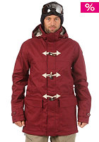 SPECIAL BLEND Crank Jacket merlot