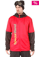 SPECIAL BLEND DBL Team Hooded Sweat markup red