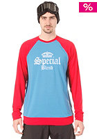 SPECIAL BLEND Dirty Jersey Shirt drink it blue
