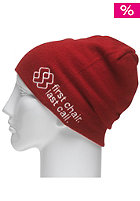 SPECIAL BLEND Fclc Beanie markup red