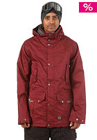SPECIAL BLEND Fist Jacket merlot