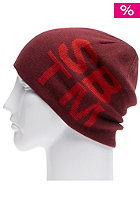 SPECIAL BLEND Noble Beanie 2012 red rum