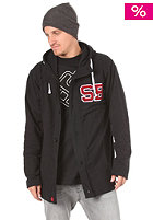 SPECIAL BLEND Pregame Hooded Sweat blackout