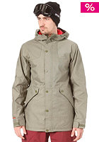 SPECIAL BLEND Shank Jacket militant green