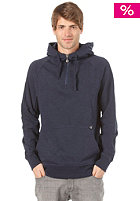 SPECIAL BLEND Straight Up Hooded Zip Sweat blue me