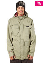 SPECIAL BLEND Utility Jacket militant green
