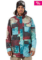 SPECIAL BLEND Utility Jacket northshore warpaint
