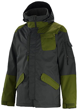 SPECIAL BLEND Venom Jacket 2011 burnt greens